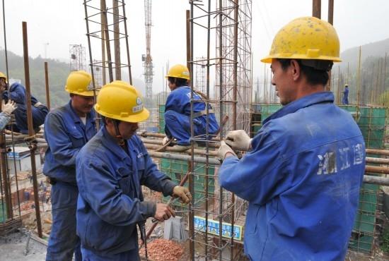 湖北首家建筑产业工人培育示范基地挂牌