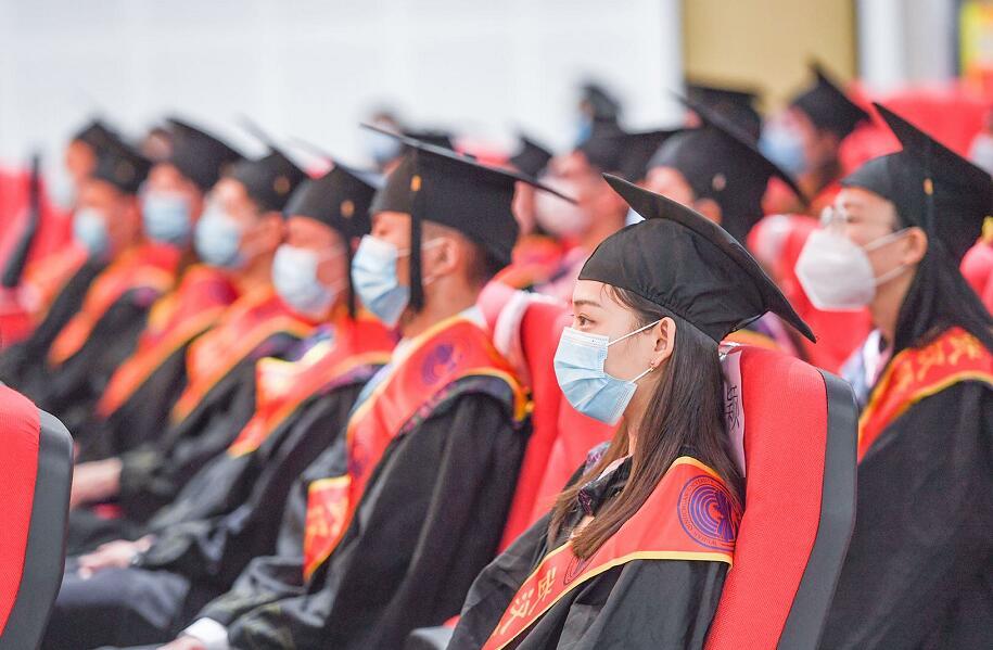 应届毕业证看过来,留汉大学毕业生快来拿大礼包